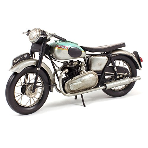 mod le r duit m tal vintage moto triumph bonneville 650 france jeux. Black Bedroom Furniture Sets. Home Design Ideas