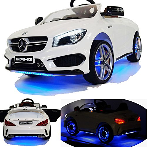 voiture t l command e mercedes benz cla 45 amg licence 2. Black Bedroom Furniture Sets. Home Design Ideas