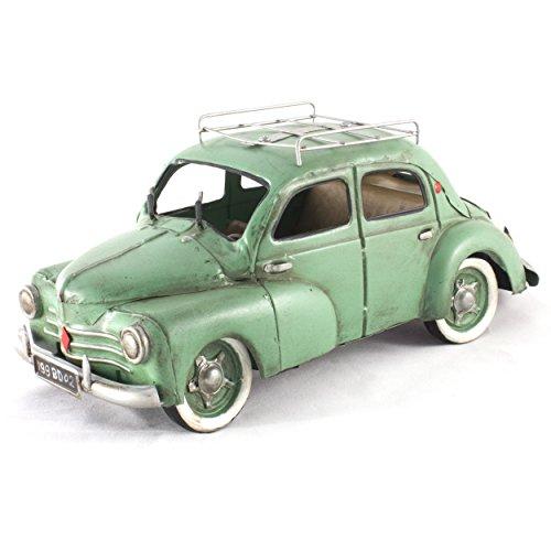 mod u00e8le r u00e9duit voiture renault 4cv m u00e9tal vintage