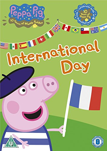 Dvd peppa pig international day edizione regno unito - Jeux de papa pig ...