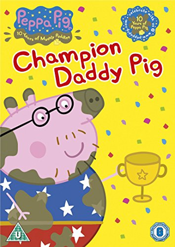 Dvd peppa pig champion daddy pig and other stories - Jeux de papa pig ...
