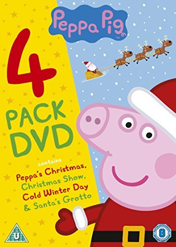 Dvd peppa pig the christmas collection dvd france jeux - Peppa pig francais noel ...