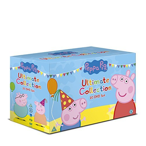 Dvd peppa pig ultimate collection dvd france jeux - Peppa pig francais piscine ...