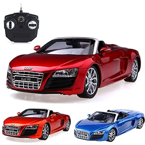 voiture t l command e audi r8 spyder rc france jeux. Black Bedroom Furniture Sets. Home Design Ideas