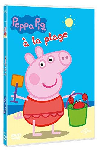Dvd peppa pig volume 10 la plage france jeux - Peppa cochon a la plage ...
