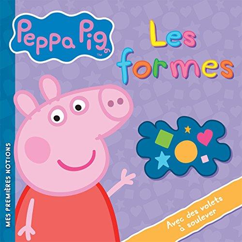 Livre peppa pig les formes france jeux - Jeux de papa pig ...