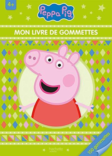 Livre peppa pig mon livre de gommettes 4 france jeux - Jeux de papa pig ...