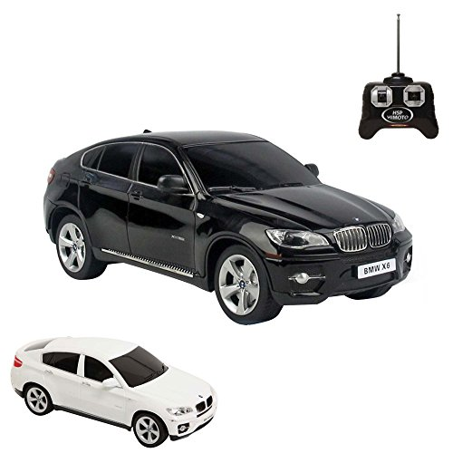 voiture t l command e bmw x6 originale france jeux. Black Bedroom Furniture Sets. Home Design Ideas