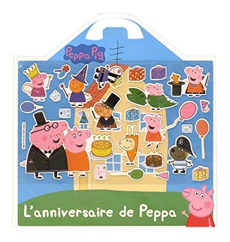Livre l 39 anniversaire de peppa france jeux - Jeux de peppa ...