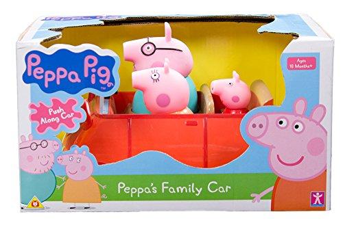 peppa pig 33222 voiture push et go france jeux. Black Bedroom Furniture Sets. Home Design Ideas