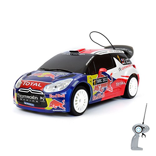 voiture t l command e citroen red bull ds3 wrc rallye de edition rc ferngesteuertes sous. Black Bedroom Furniture Sets. Home Design Ideas