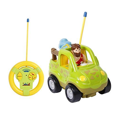 voiture t l command e tonor voiture de t l commande rc voiture dessin anim dinosaur avec. Black Bedroom Furniture Sets. Home Design Ideas