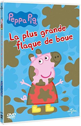 Dvd peppa pig la plus grande flaque de boue france jeux - Jeux de papa pig ...