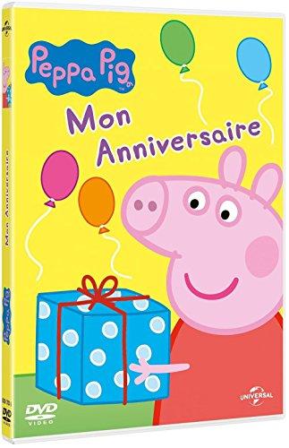 Dvd peppa pig mon anniversaire france jeux - Jeux de papa pig ...