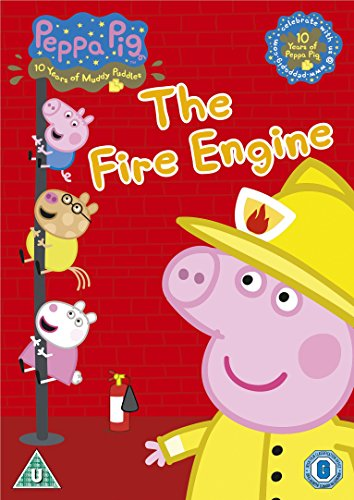 Dvd peppa pig the fire engine and other stories edizione - Jeux de papa pig ...