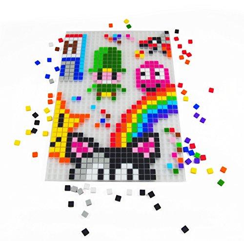 la manufacture du pixel loisir cr atif pixel art et mosa que kit tapis et 900 pixels cr ez. Black Bedroom Furniture Sets. Home Design Ideas