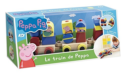peppa pig ct35006 le train de peppa france jeux. Black Bedroom Furniture Sets. Home Design Ideas