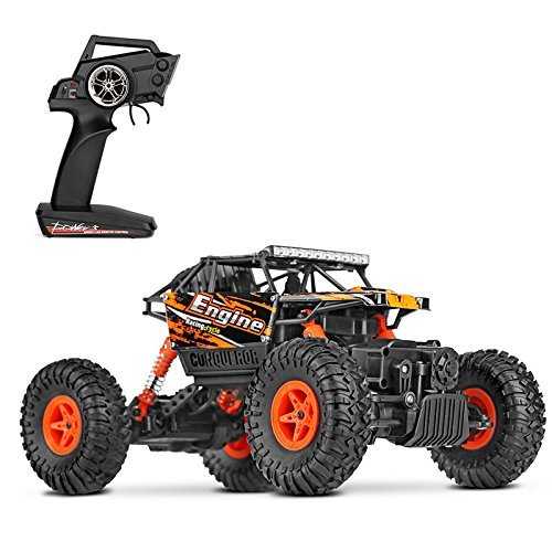 voiture t l command e voitures radiocommand e course rapide de camion le tout terrain 2 4 ghz. Black Bedroom Furniture Sets. Home Design Ideas