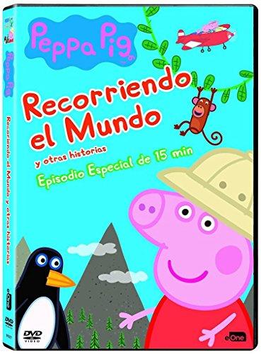 Dvd peppa pig recorriendo el mundo y otras historias - Jeux de papa pig ...
