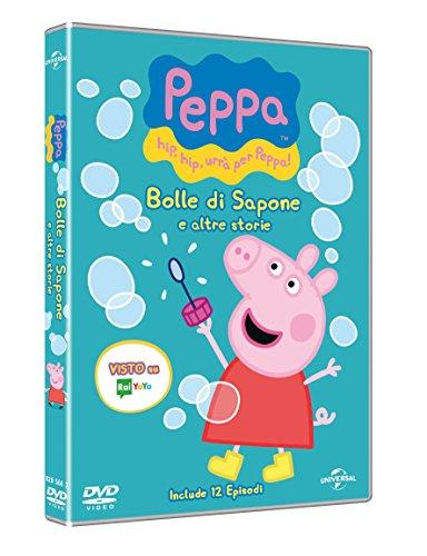 Dvd Peppa Pig Bolle Di Sapone E Altre Storie Import