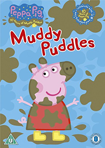 Dvd Peppa Pig Muddy Puddles And Other Stories Import