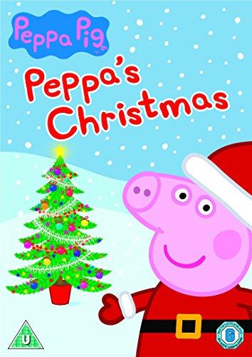 Dvd peppa pig peppa 39 s christmas import anglais - Peppa pig francais noel ...