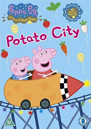 Dvd peppa pig potato city edizione regno unito import - Jeux de papa pig ...