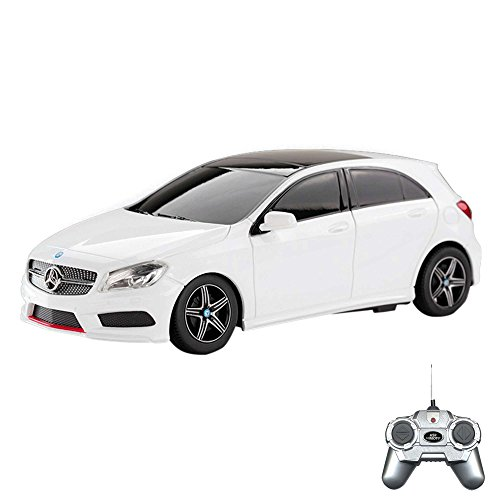 voiture t l command e mercedes benz classe a rc ferngesteuertes sous licence de v hicule dans. Black Bedroom Furniture Sets. Home Design Ideas