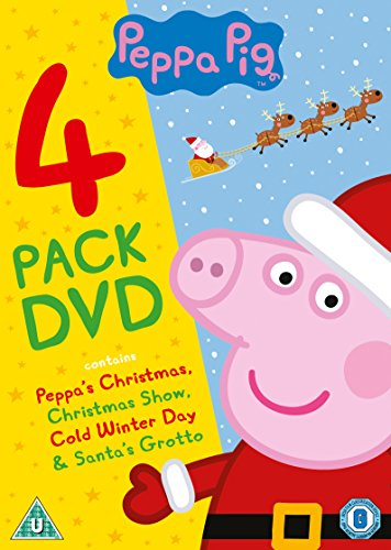 Dvd peppa pig the christmas collection dvd import - Jeux de papa pig ...