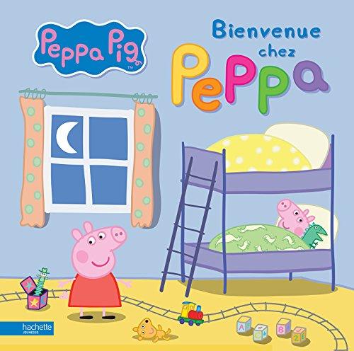 Livre peppa pig bienvenue chez peppa france jeux - Jeux de papa pig ...