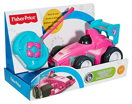 voiture t l command e fisher price cmc31 voiture radio. Black Bedroom Furniture Sets. Home Design Ideas