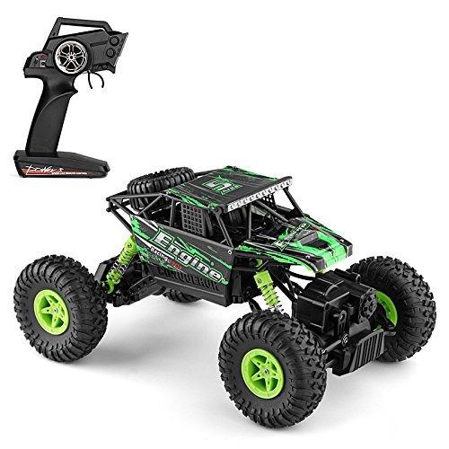 voiture t l command e migoo rc rock crawler monster truck voiture lectrique de commande. Black Bedroom Furniture Sets. Home Design Ideas