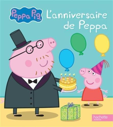 Livre peppa pig l 39 anniversaire de peppa france jeux - Jeux de papa pig ...