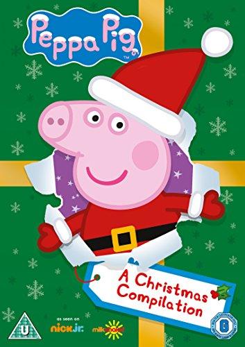 Dvd peppa pig a christmas compilation edizione regno - Peppa pig francais noel ...