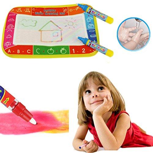 dessin d 39 eau malloom tableau d 39 criture de tapis peinture la magie stylo griffonnage. Black Bedroom Furniture Sets. Home Design Ideas