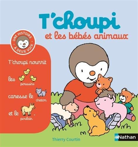 Livre t 39 choupi et les b b s animaux d s 2 ans france jeux - Tchoupi et le poney ...