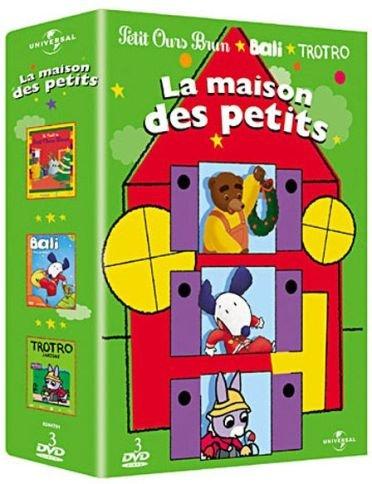 Dvd coffret la maison des petits bali vol 1 le no l - Trotro france 5 ...