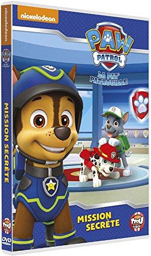 Dvd Pat Patrouille 11 Paw Patrol 11 La Rescousse Dans La