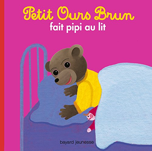 livre petit ours brun fait pipi au lit france jeux. Black Bedroom Furniture Sets. Home Design Ideas