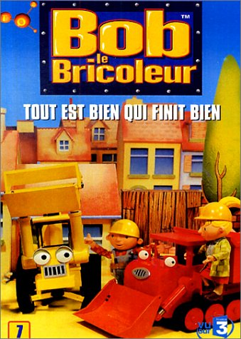 Dvd bob le bricoleur vol 7 tout est bien qui fini bien - Bobe le bricoleur ...