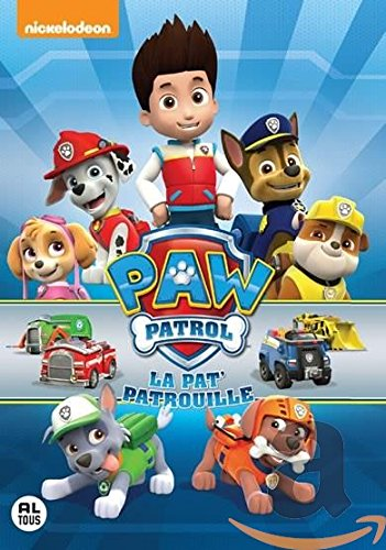 dvd paw patrol la pat patrouille import belge france jeux. Black Bedroom Furniture Sets. Home Design Ideas