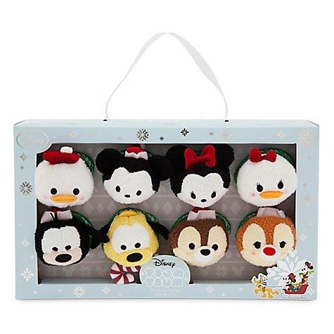 Ensemble de 8 mini peluches tsum tsum mickey mouse et ses amis disney france jeux - Mickey mouse et ses amis ...