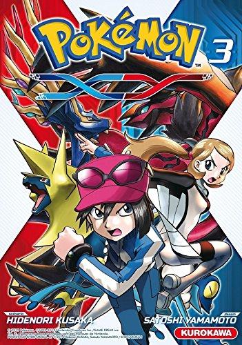 4cae7d3e76936 Livre Pokémon X/Y Vol.3 - France Jeux