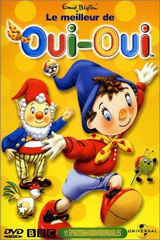 DVD Oui-Oui   Le Meilleur de Oui-Oui - France Jeux 98b181fffe5b