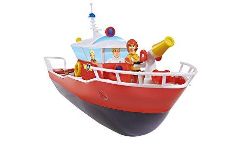 dickie 203099621038 sam le pompier radio command bateau titan echelle 1 16 france jeux. Black Bedroom Furniture Sets. Home Design Ideas