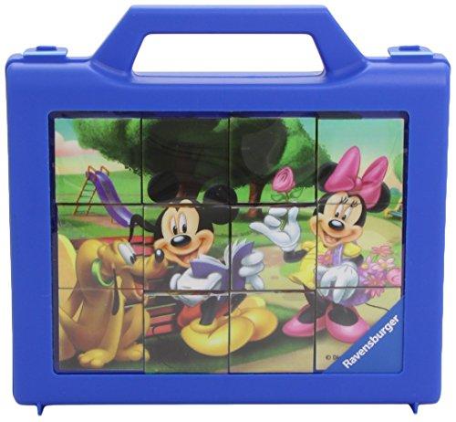 Mickey mouse club house mickey et ses amis cubes de 12 pi ces ravensburger 07478 5 france - Mickey mouse et ses amis ...