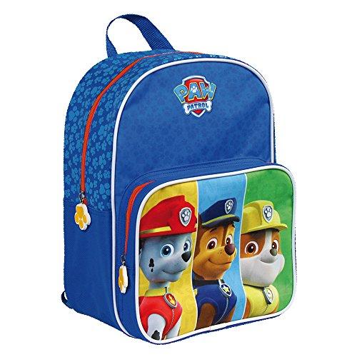 petit sac dos enfants paw patrol cartable scolaire la pat 39 patrouille avec poche avant sac. Black Bedroom Furniture Sets. Home Design Ideas