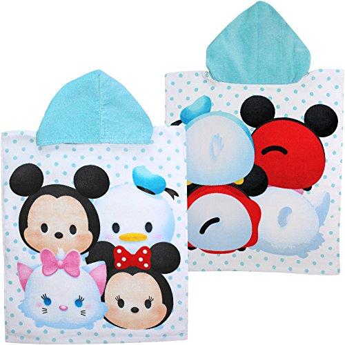 Livre pour enfant disney tsum tsum mickey mouse et ses amis en coton doux capuche poncho - Mickey mouse et ses amis ...