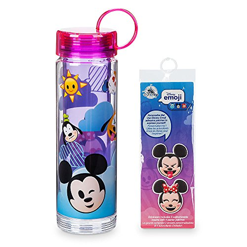 Livre Disney Mickey Mouse Et Ses Amis Emoji Bouteille D Eau