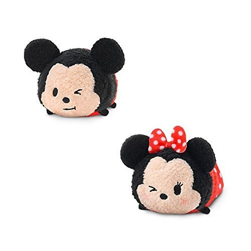 Livre mickey mouse et ses amis tsum tsum mini peluche collection mickey mouse et minnie mouse - Mickey mouse et ses amis ...